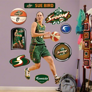 Seattle Storm Basketball Gear