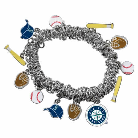 Seattle Mariners Bangles and Bracelets