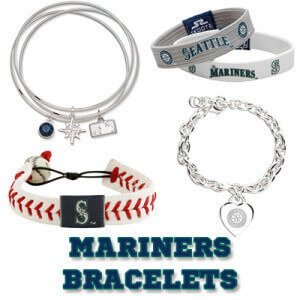 Seattle Mariners Bracelets