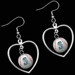 Seattle Mariners Earrings