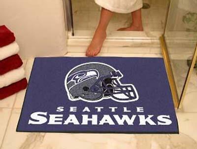 Seattle Seahawks Bath and Shower Fan Gear