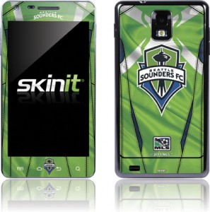 Seattle Sounders Skins and Cases