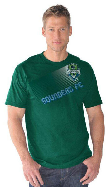 Seattle Sounders FC Tops, Jerseys, T-Shirts