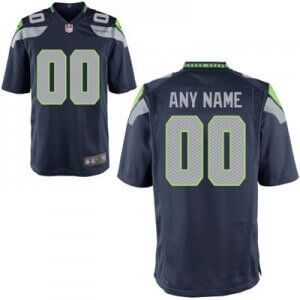 Seattle Seahawks Customized Gear