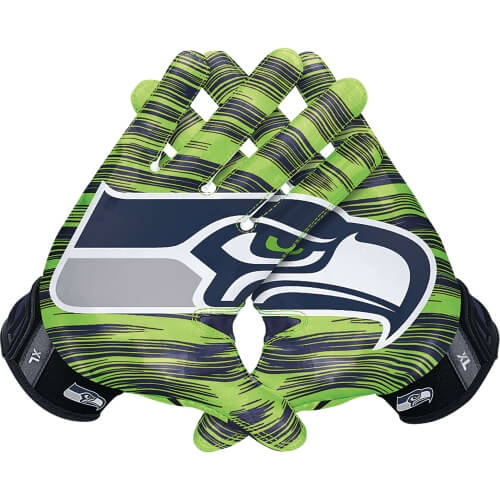 Seattle Seahawks Players Gloves
