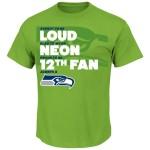 Seattle Seahawks Neon Green Fan Gear