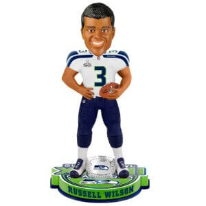 Seattle Seahawks Collectible Bobbleheads
