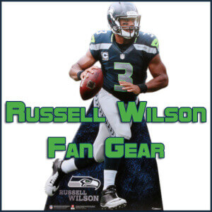 Russell Wilson - Seattle Seahawks Fan Gear