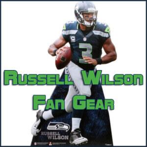 Russell Wilson - Seattle Seahawks Fan Gear