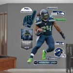 Marshawn Lynch – Seattle Seahawks Fan Gear and Memorabilia