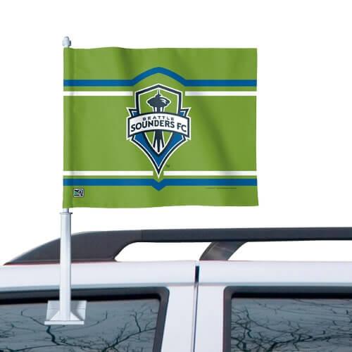 Seattle Sounders FC Car