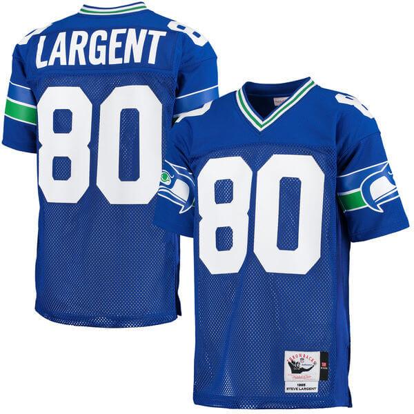 Seattle Seahawks Vintage Blue and Green Fan Gear