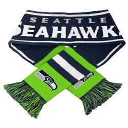 Seattle Seahawks Scarves