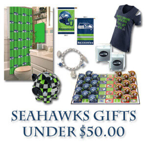 Seattle Seahawks Gift Guide