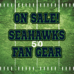 ON SALE! Seattle Seahawks Fan Gear
