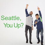 Seattle Seahawks Hands High!