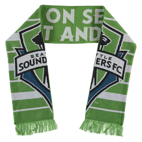 Seattle Sounders FC Scarves