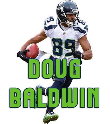 Doug Baldwin Fan Gear