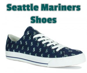 Seattle Mariners Shoes and Footwear