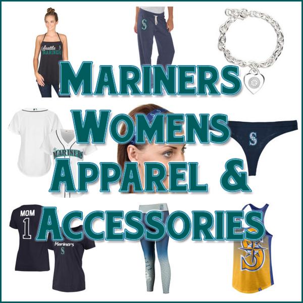 Seattle Mariners Ladies Apparel