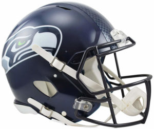 Seattle Seahawks Helmets